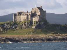 Duart Castle on the Island of Mull