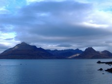 The Mountains of Skye