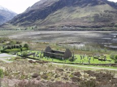 The Clan MacRae Church & burial ground